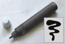 Underglaze pen - Charcoal Black